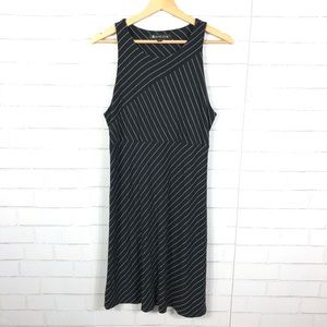 Athleta Striped Tank Dress